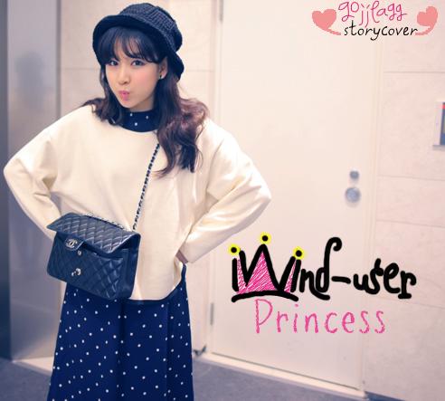Wind-user Princess